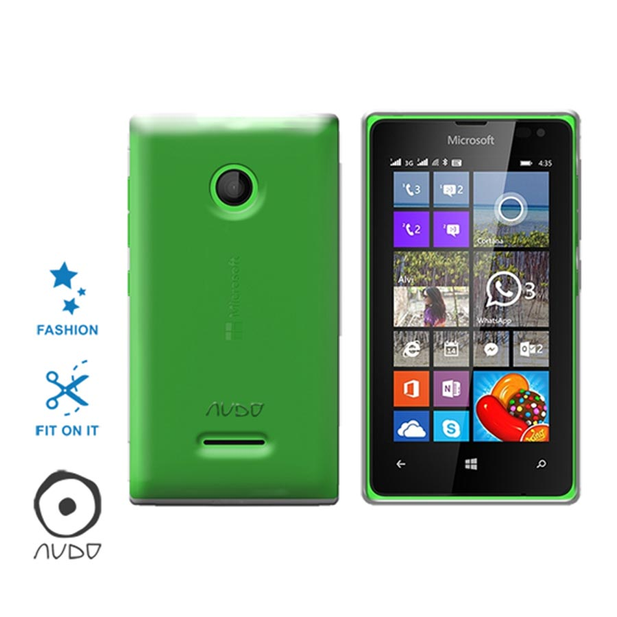 Gel Cover LUMIA 435