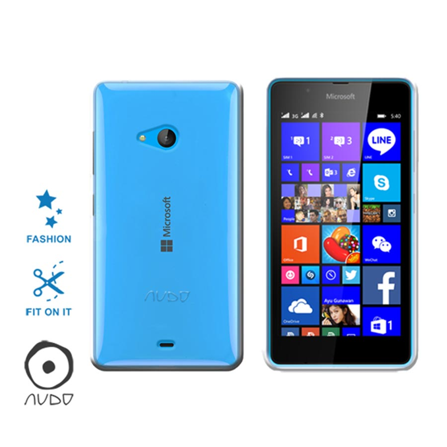 Gel Cover LUMIA 540