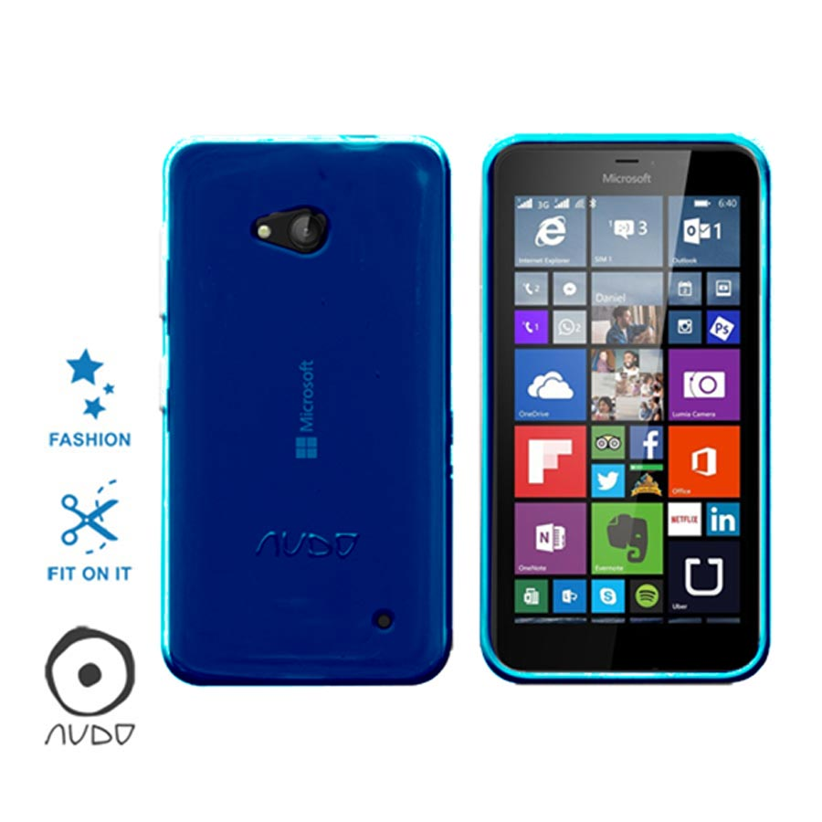 Gel Cover LUMIA 640
