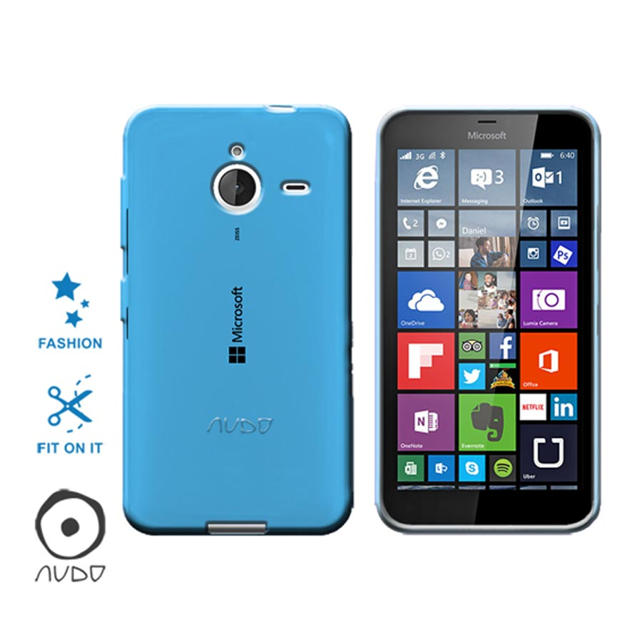Gel Cover LUMIA 640 XL