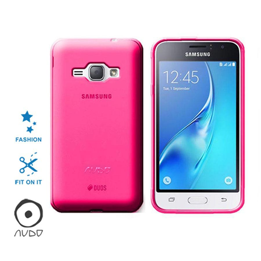 Gel Cover GALAXY J1 2016 (J120)
