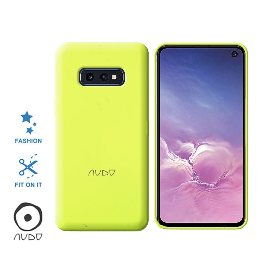 Gel Cover GALAXY S10e