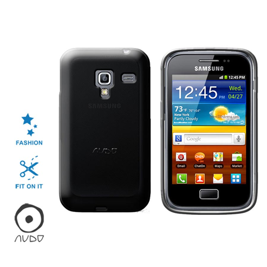 Gel Cover GALAXY ACE PLUS S7500