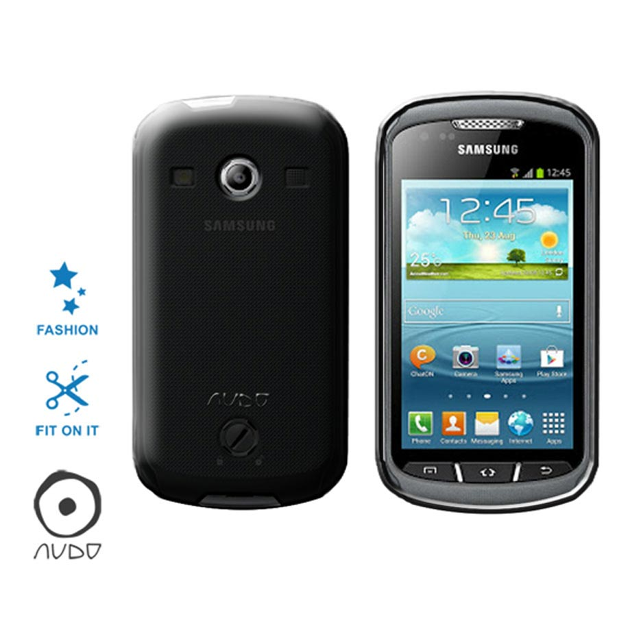 Gel Cover GALAXY XCOVER 2 S7710