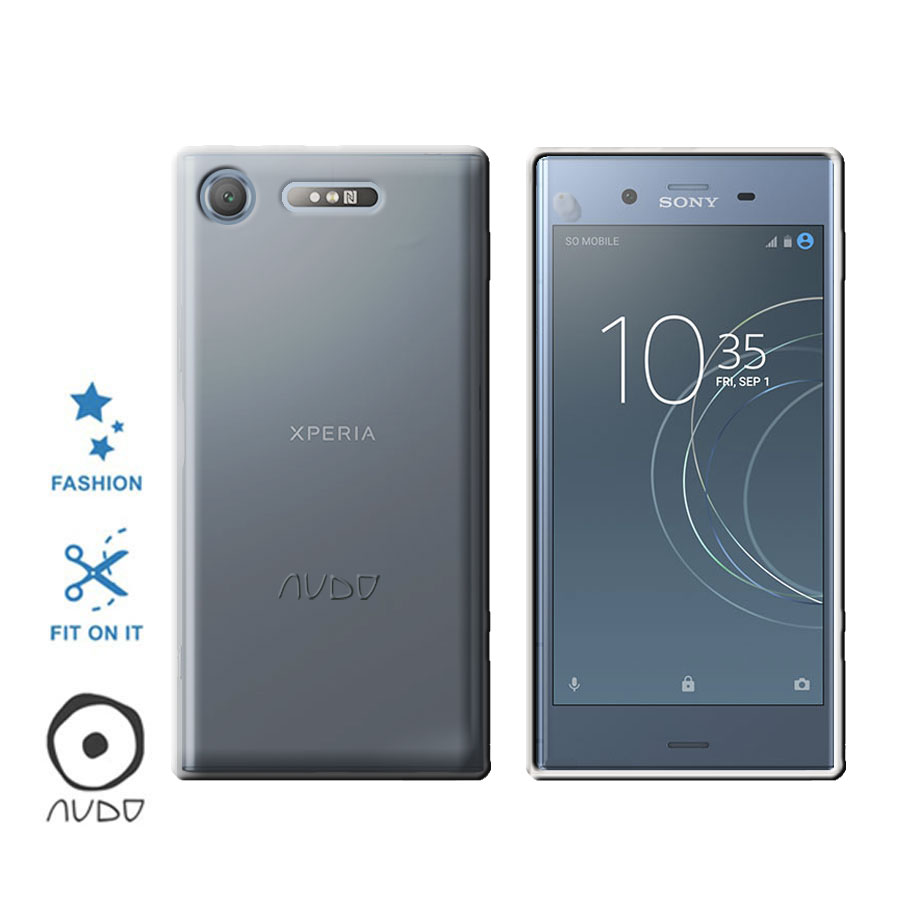 Gel Cover XPERIA XZ1 COMPACT
