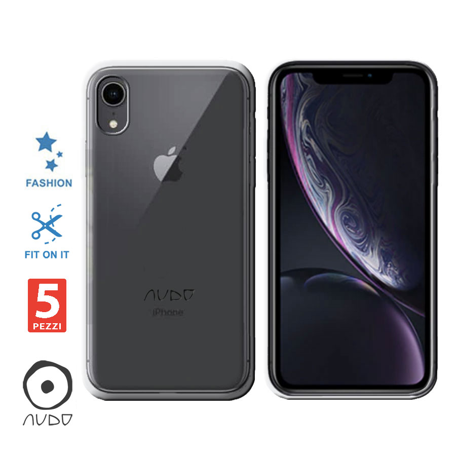 Gel Cover IPHONE XR