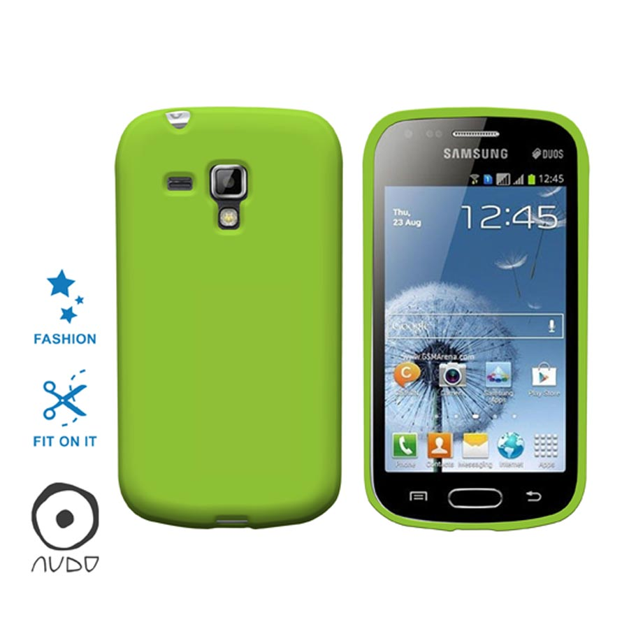 Gel Cover GALAXY S DUOS S7562