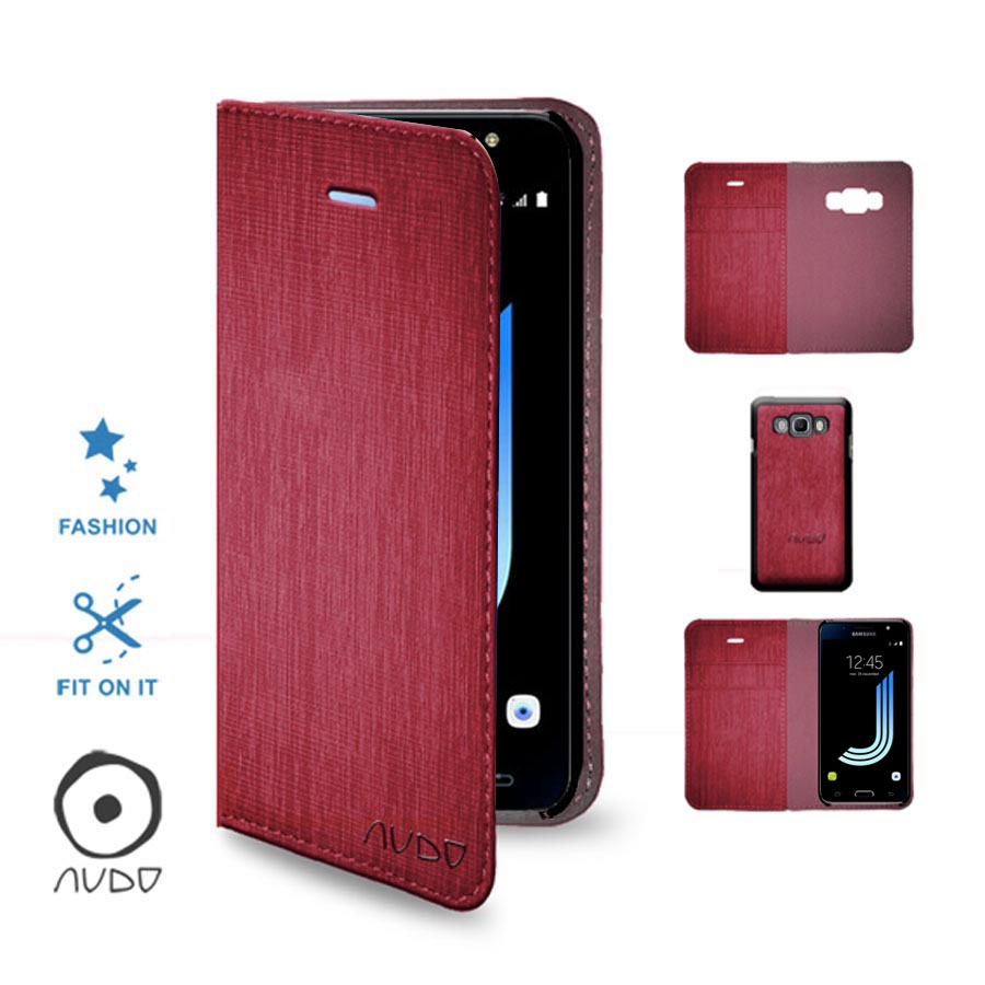 Book Case GALAXY J7 2016 (J710)