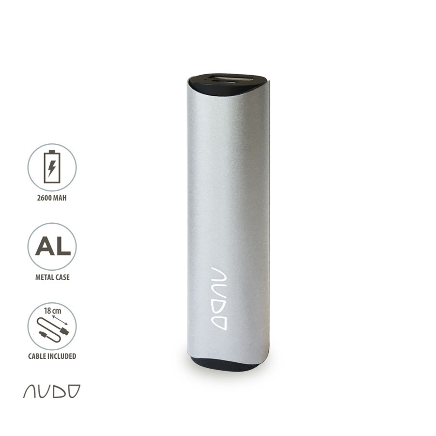 Power Bank USB 2.0 - 2600 MAH