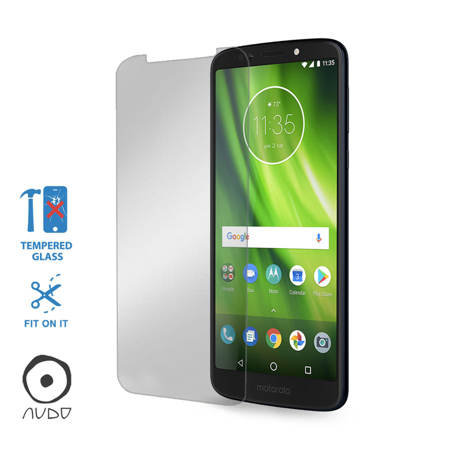 Tempered Glass MOTO G6 PLAY