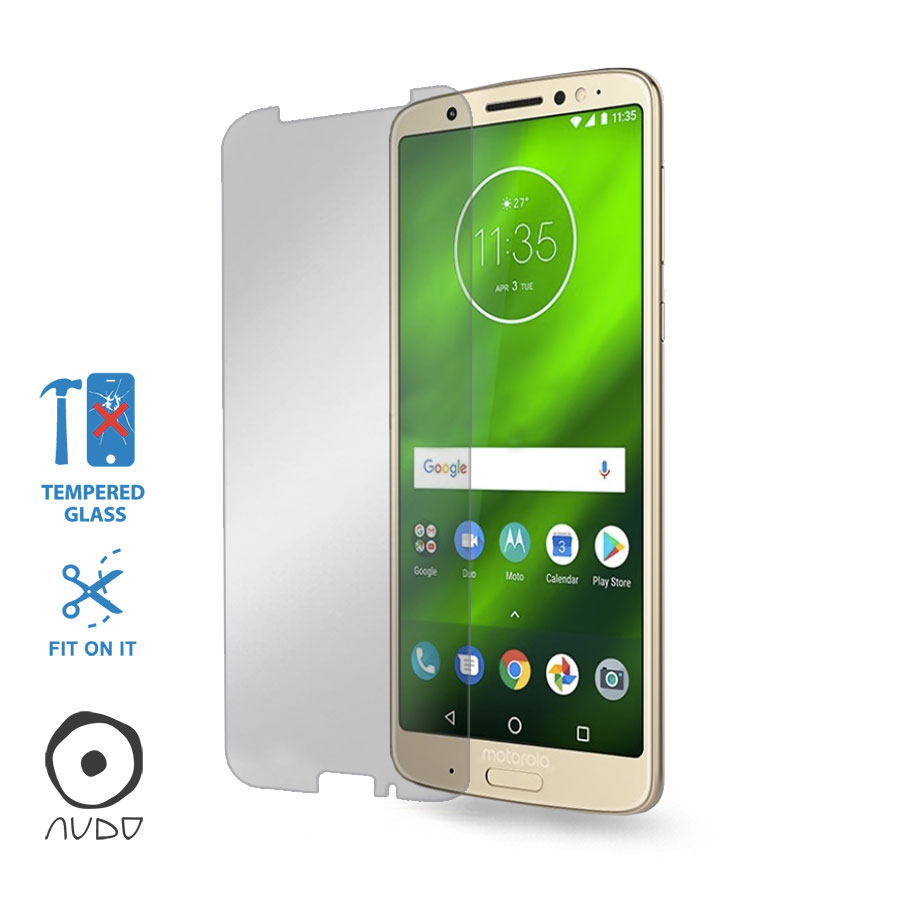 Tempered Glass MOTO G6 Plus