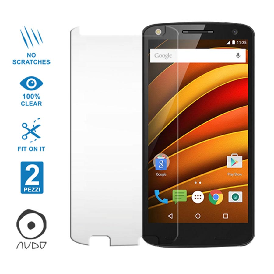 Ultra Clear MOTO X FORCE