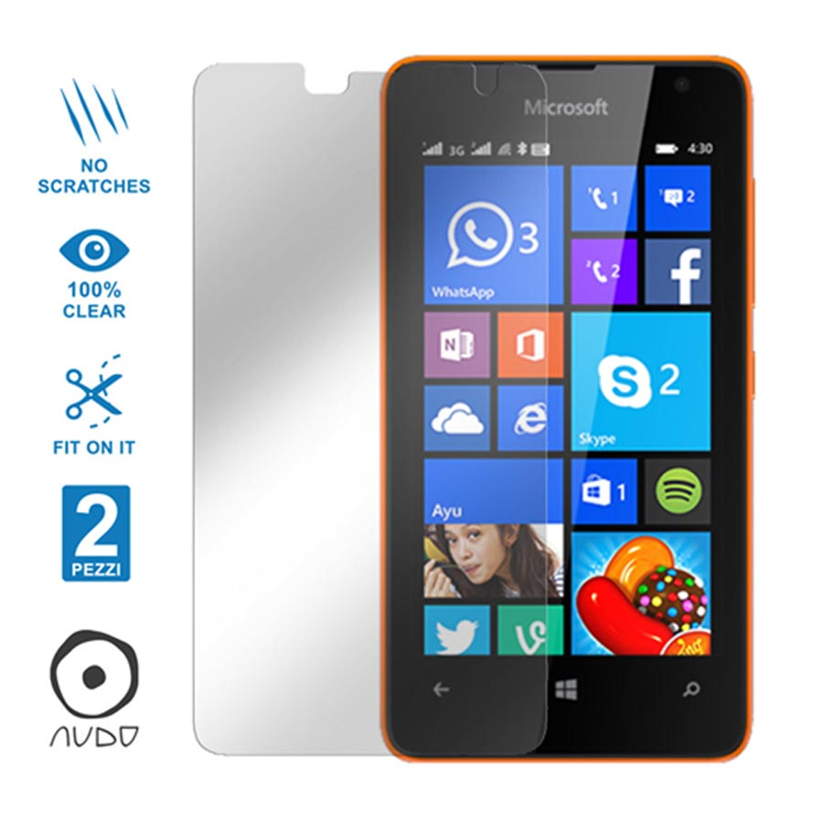 Ultra Clear LUMIA 430