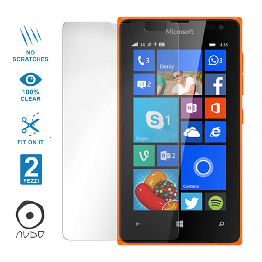 Ultra Clear LUMIA 435