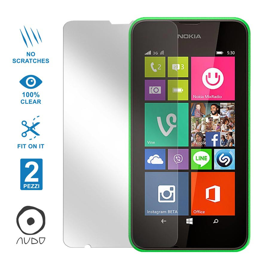 Ultra Clear LUMIA 530