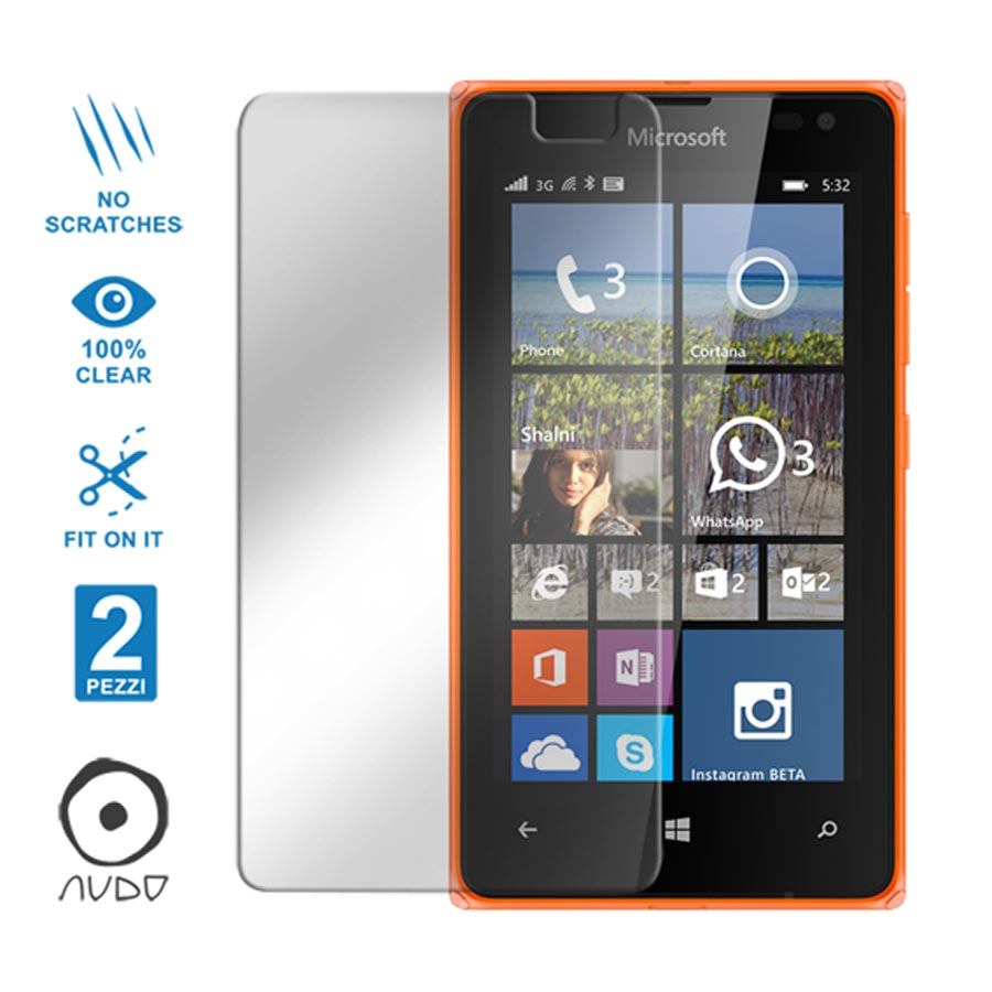 Ultra Clear LUMIA 532
