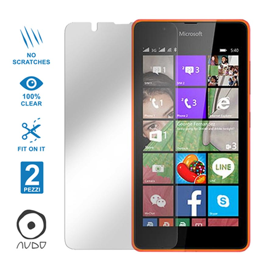 Ultra Clear LUMIA 540