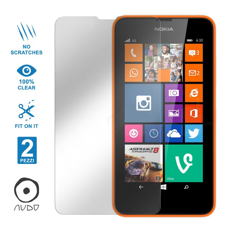 Ultra Clear LUMIA 630/635