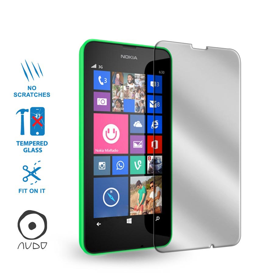 Tempered Glass LUMIA 630