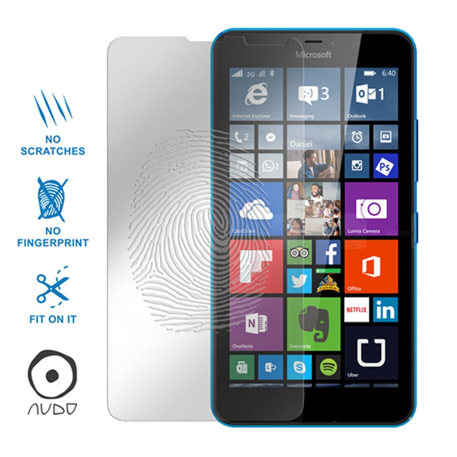 Anti impronta LUMIA 640 XL