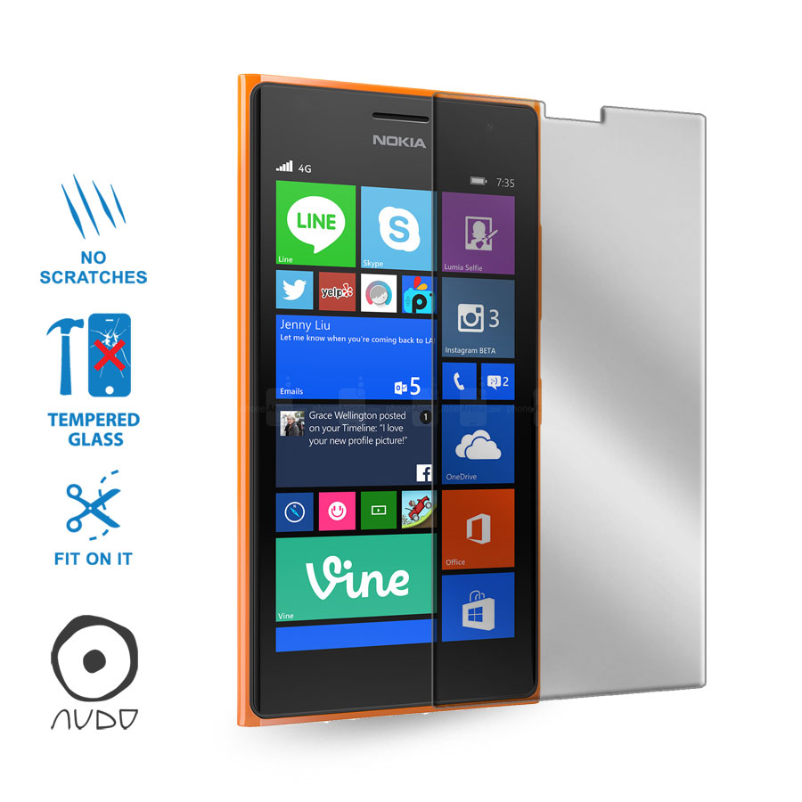 Tempered Glass LUMIA 730