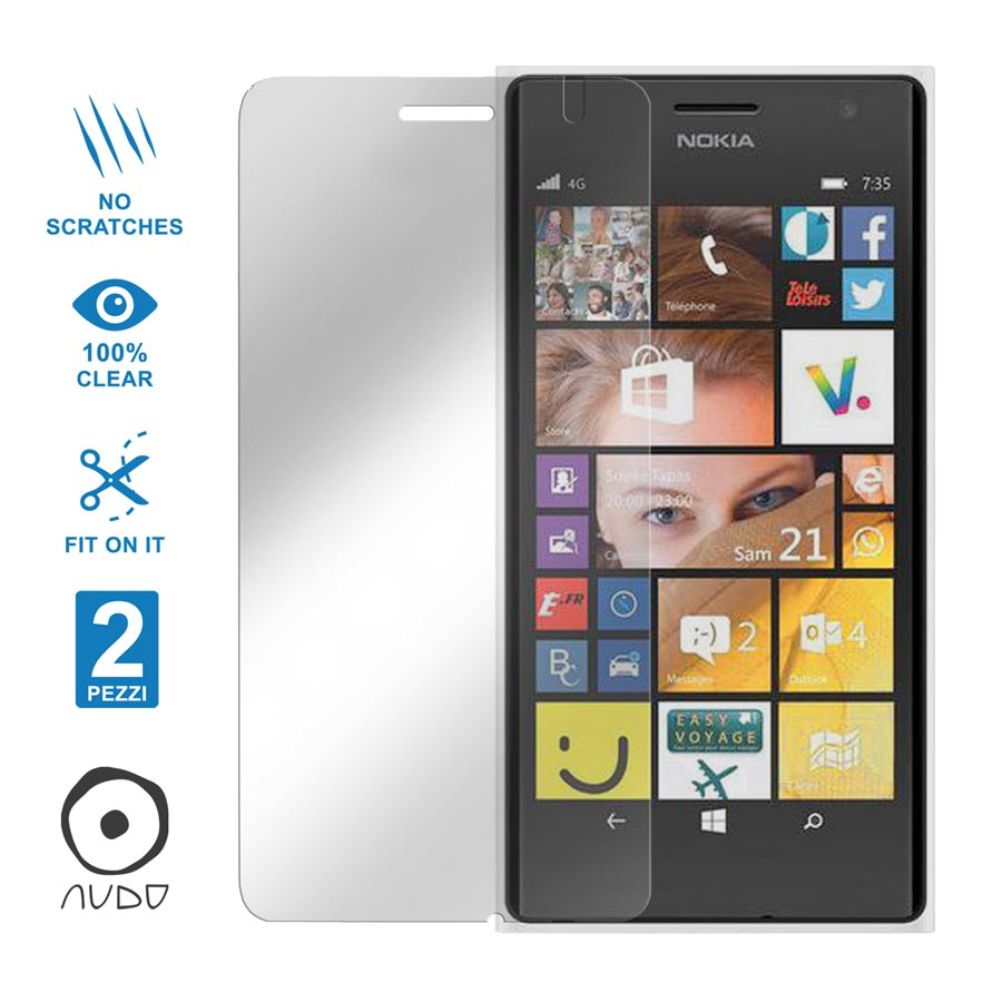 Ultra Clear LUMIA 735