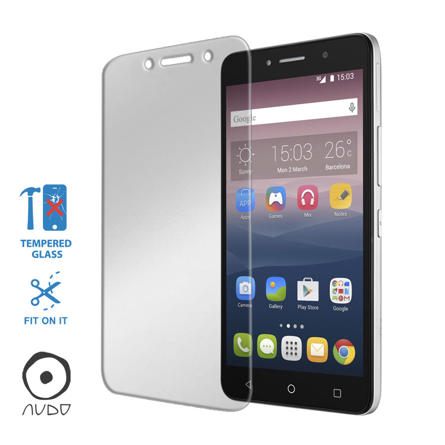 Tempered Glass PIXI 4 6.0 - 8050D