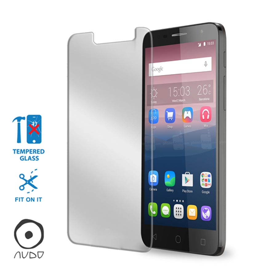 Tempered Glass POP 4+
