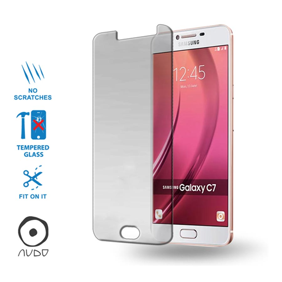 Tempered Glass GALAXY C7