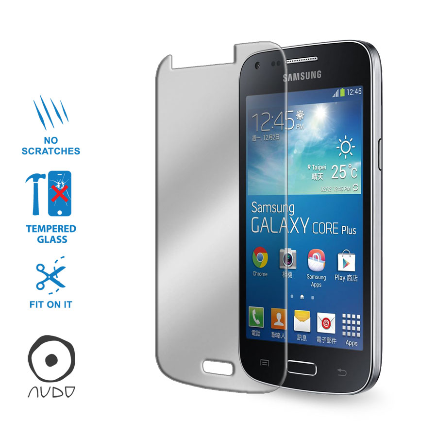 Tempered Glass GALAXY CORE PLUS