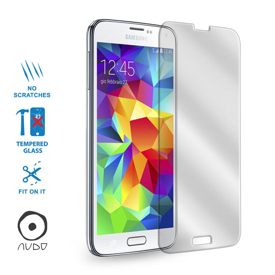 Tempered Glass GALAXY S5
