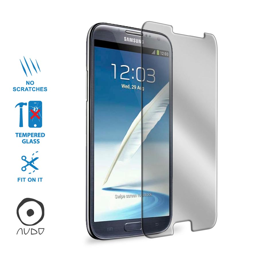 Tempered Glass GALAXY NOTE II N7100