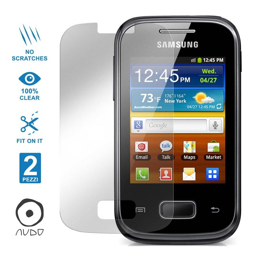 Ultra Clear POCKET NEO S5310