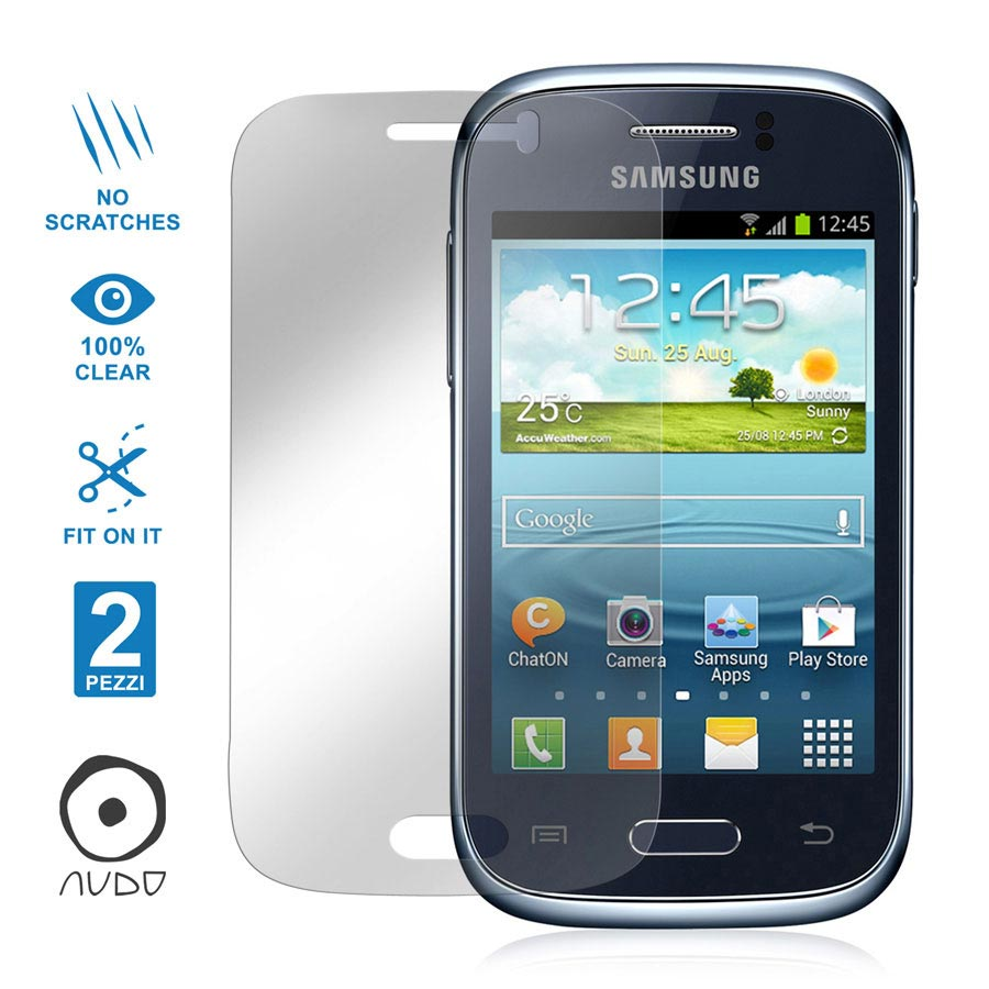 Ultra Clear GALAXY YOUNG S6310