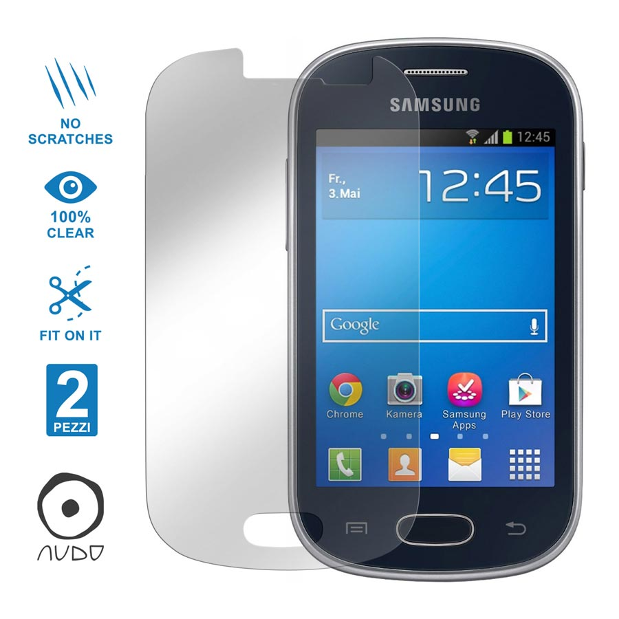 Ultra Clear GALAXY FAME LITE