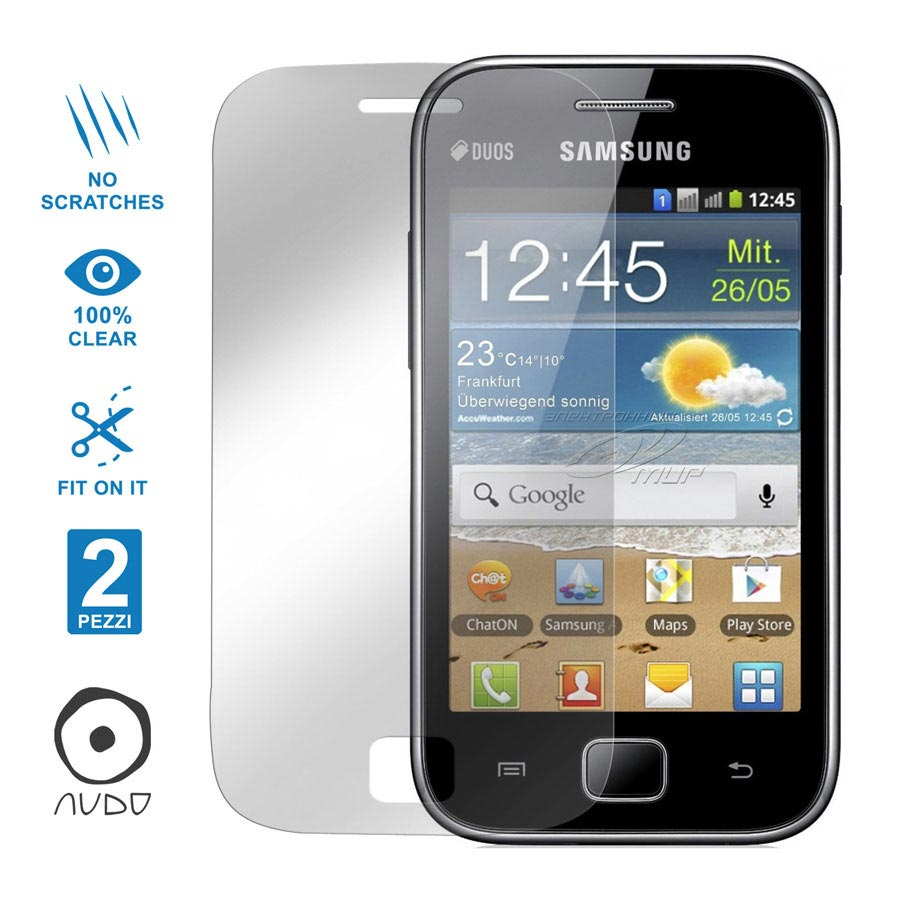 Ultra Clear GALAXY ACE DUOS S6802
