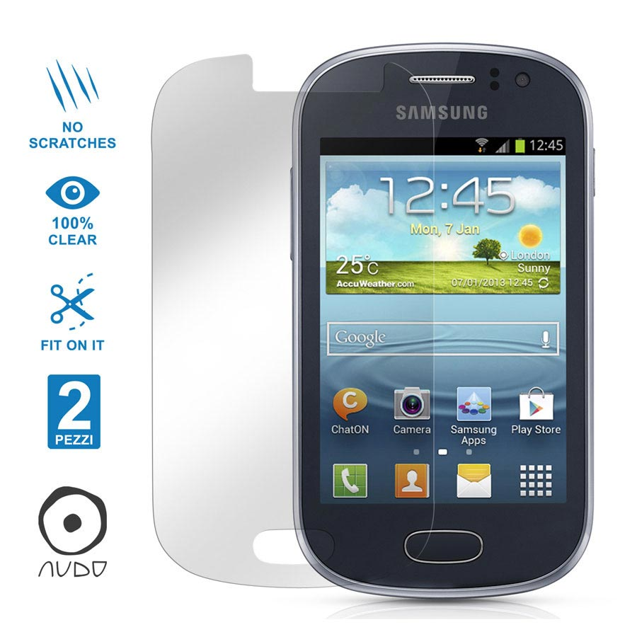 Ultra Clear GALAXY FAME S6810