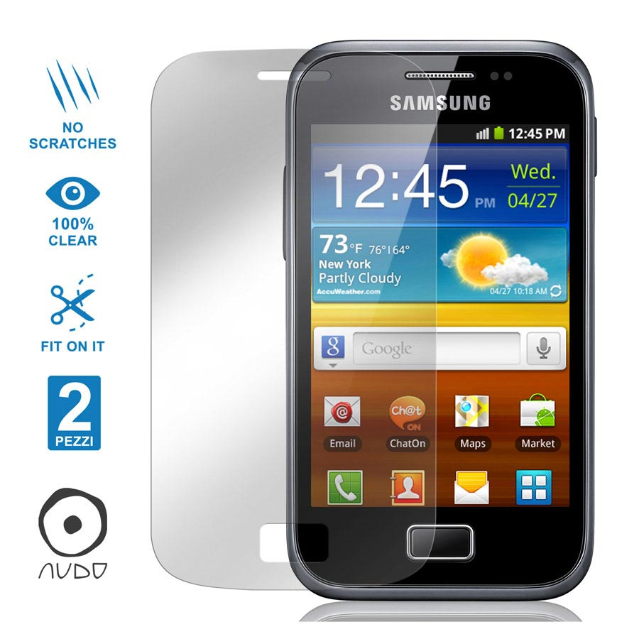 Ultra Clear GALAXY ACE PLUS S7500