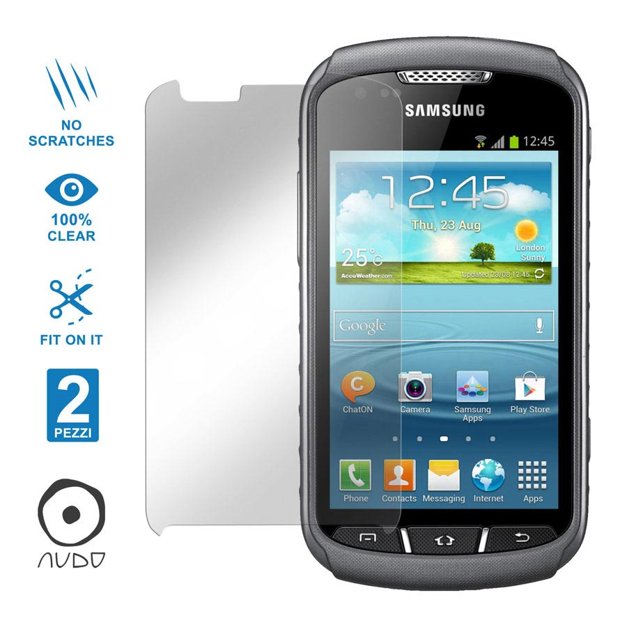 Ultra Clear GALAXY XCOVER 2 S7710