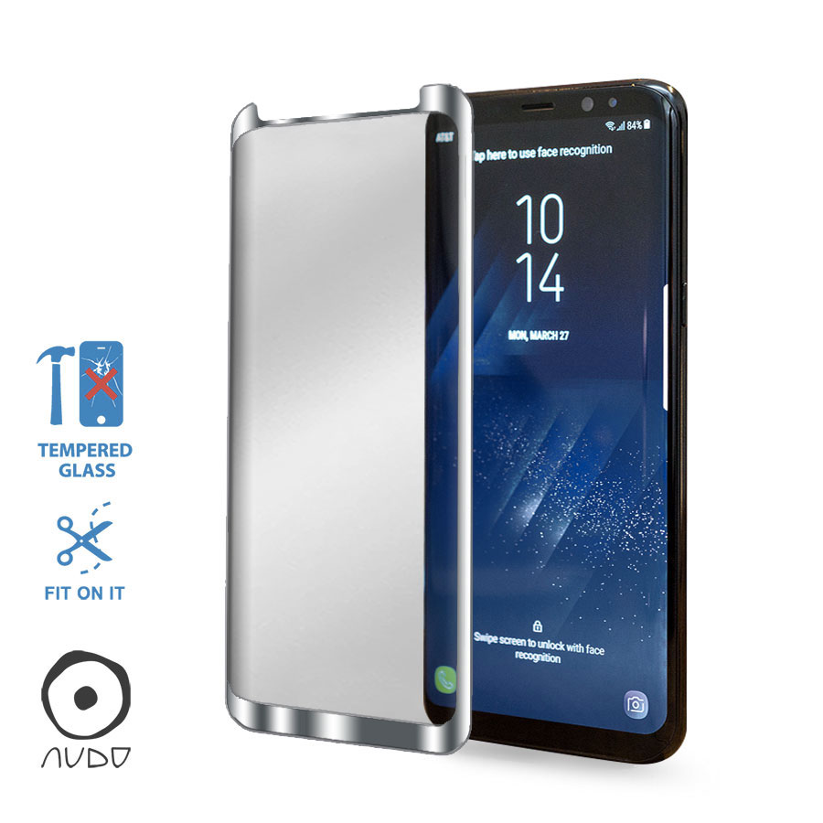 Tempered Glass GALAXY S8 PLUS