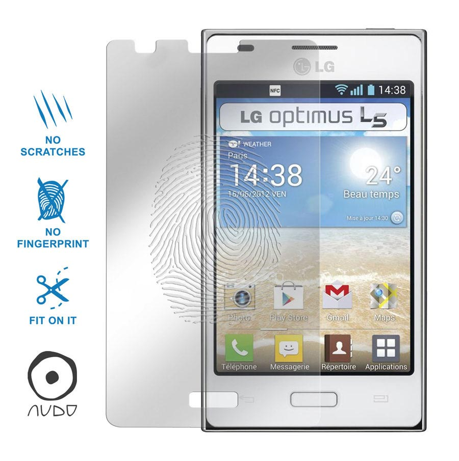 Anti impronta OPTIMUS L5
