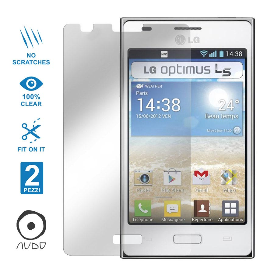 Ultra Clear OPTIMUS L5