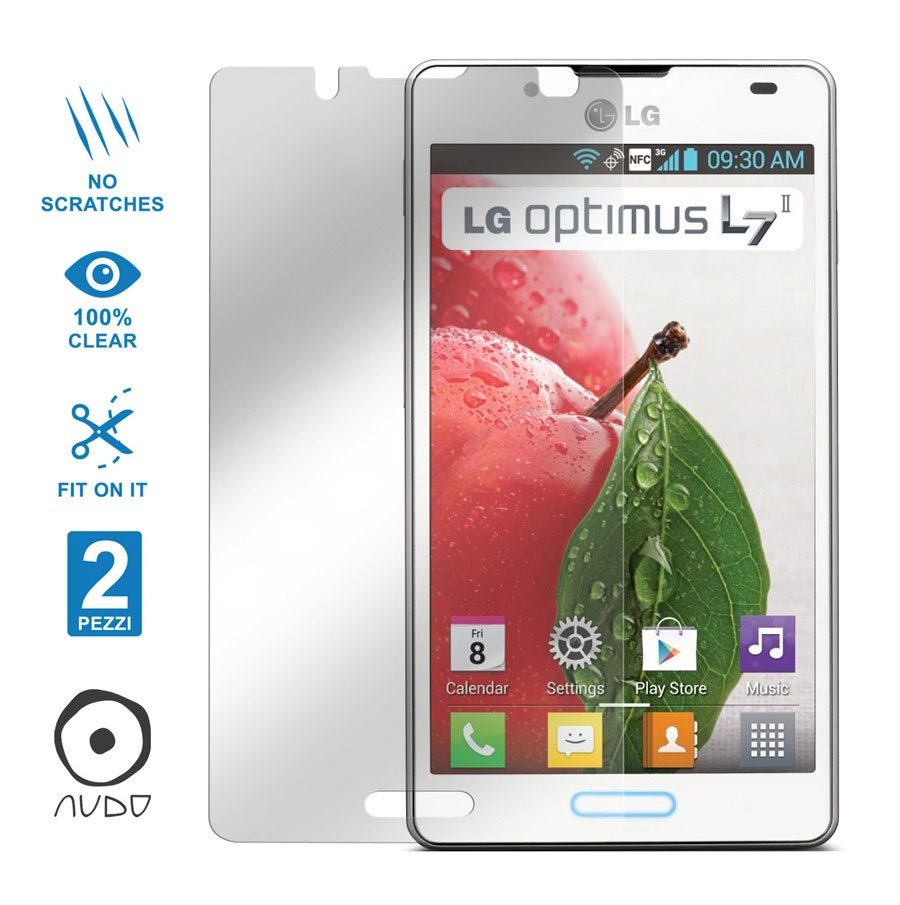 Ultra Clear OPTIMUS L7 II