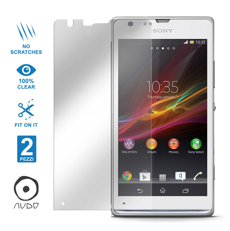 Ultra Clear XPERIA SP