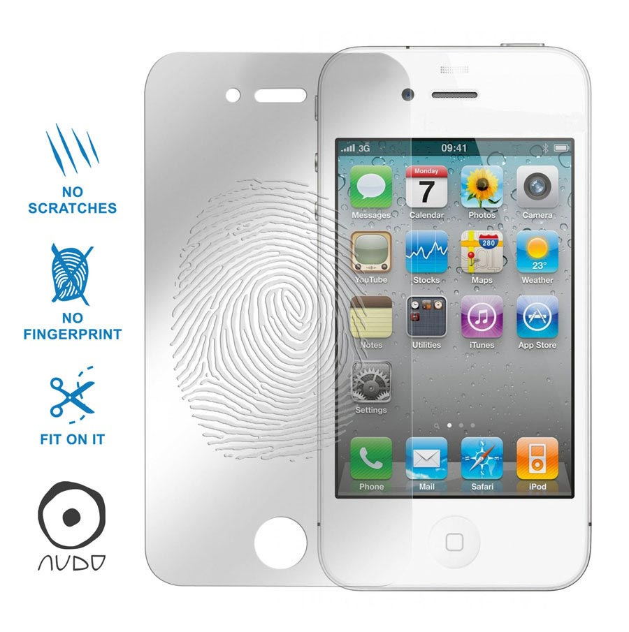 Anti impronta IPHONE 4/4S