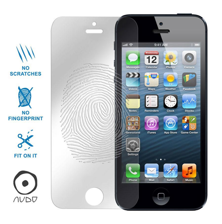 Anti impronta IPHONE 5/5S/5C