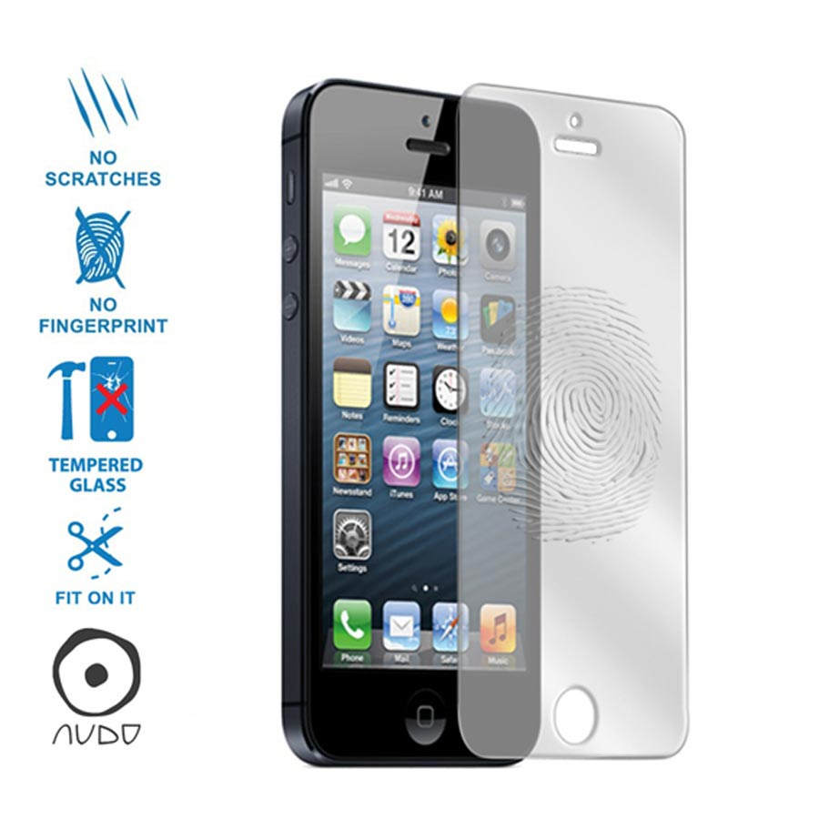 Tempered Glass IPHONE 5/5S