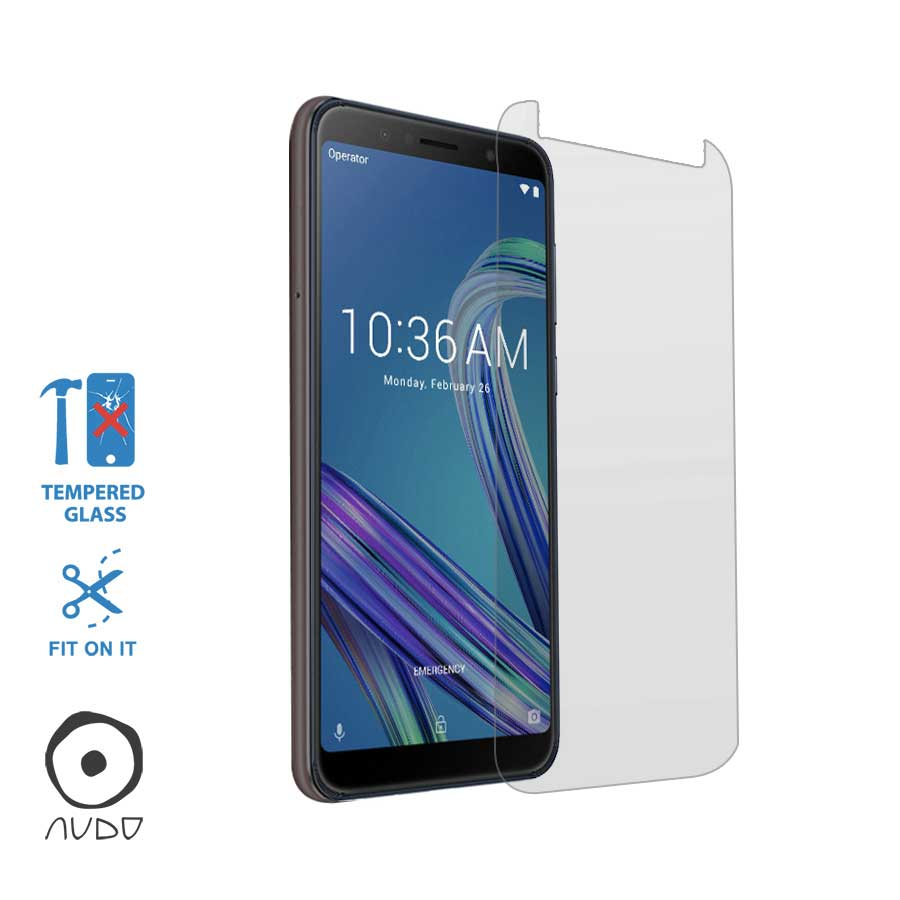 Tempered Glass ZENFONE MAX PRO ZB601KL