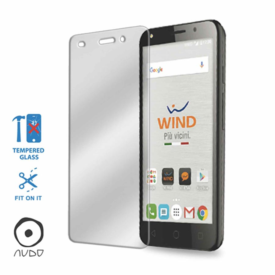 Tempered Glass WIND SMART