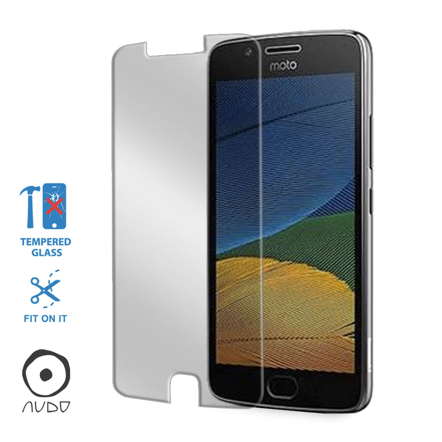 Tempered Glass MOTO G5 PLUS
